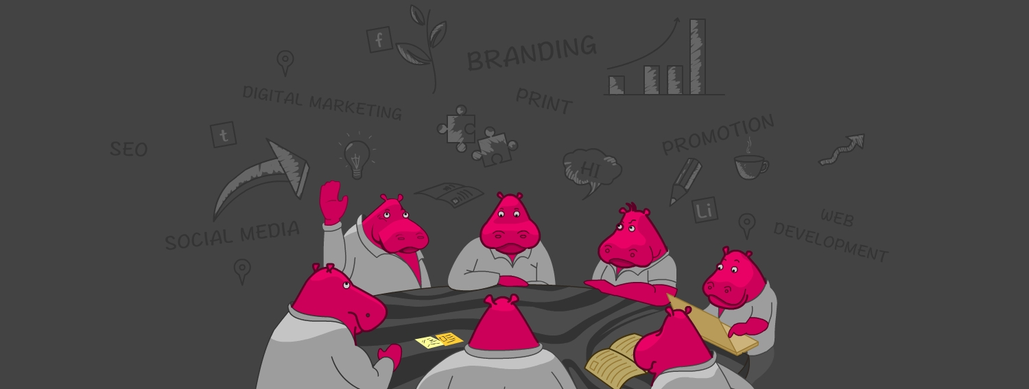 Crazy Hippos Advertising Agency