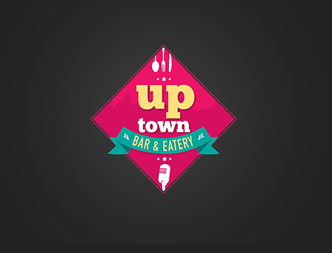 up town_logo design