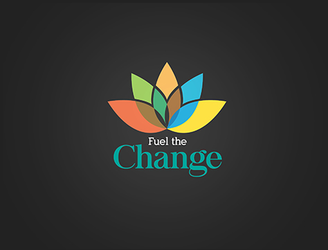 change_logo design