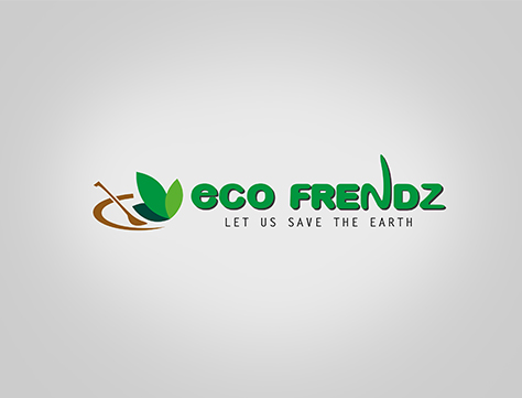 eco frendz_logo design