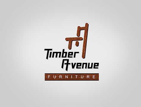 timber avenue_logo design