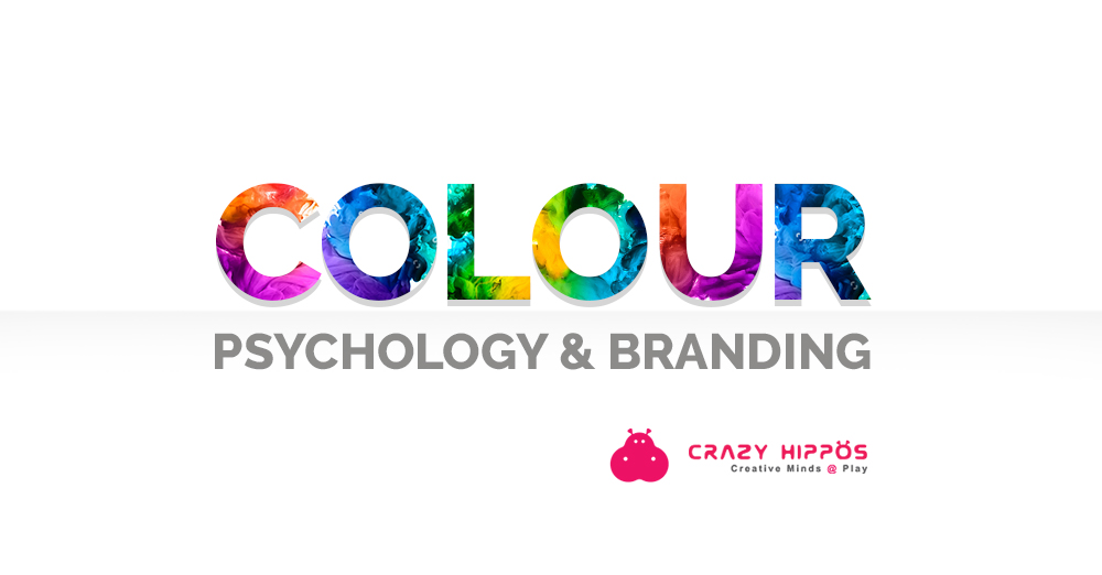 COLOUR PSYCHOLOGY AND BRANDING