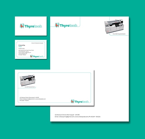 Thyrotech Corporate Identity