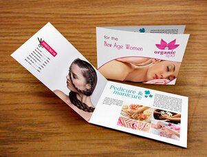 Organic Spa Catalogue