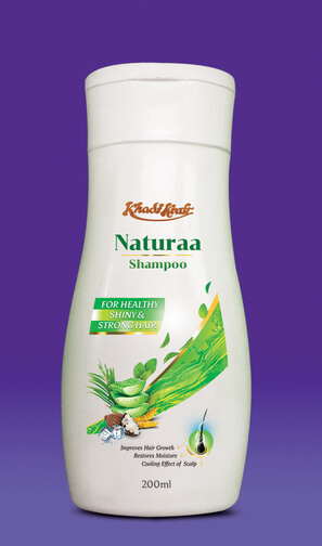 KhadiKraft Herbal Shampoo