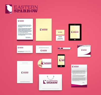 Eastern Sparrow Corporate Identity