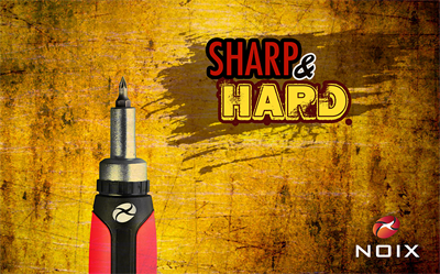 Noix - Sharp and Hard