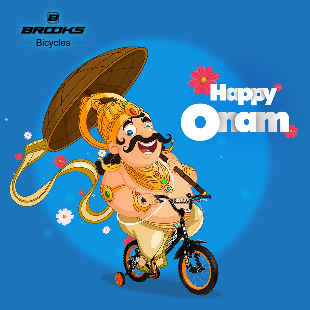 Brooks Bicycle - Onam Creative