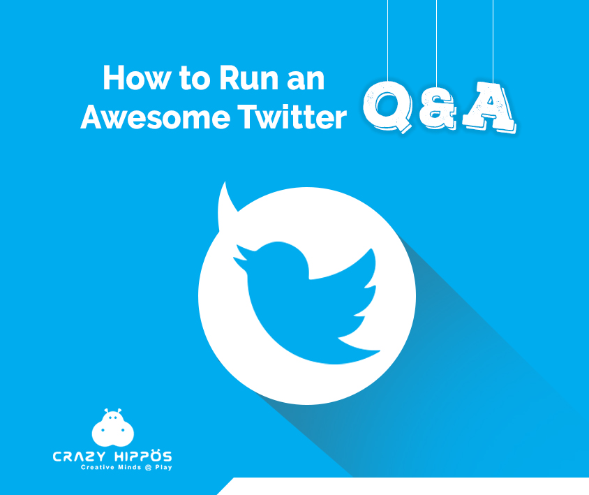 How to run an awesome Twitter Q and A