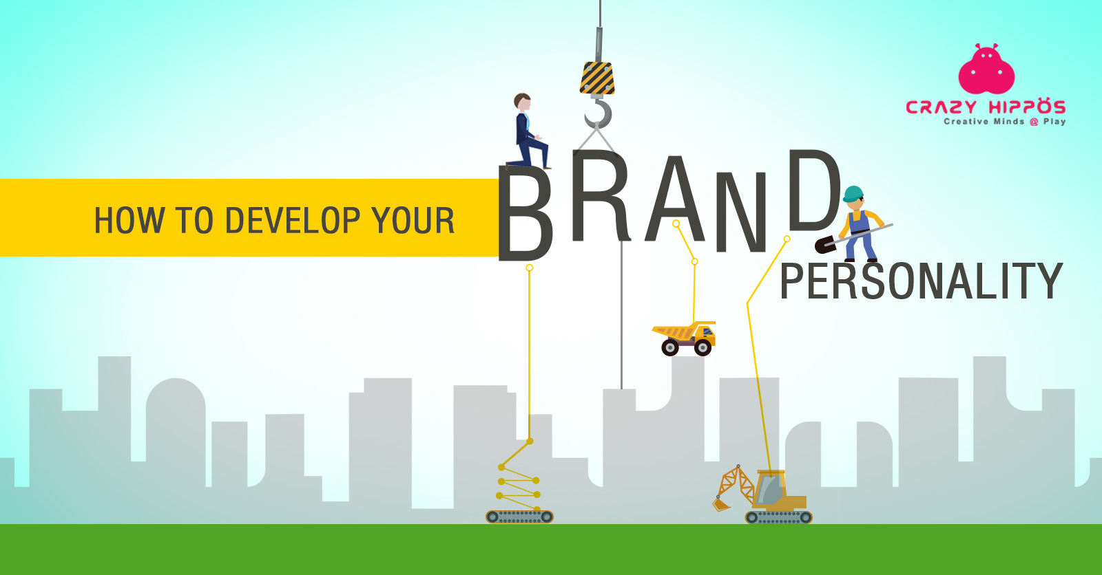 Develop your Brand's Personality