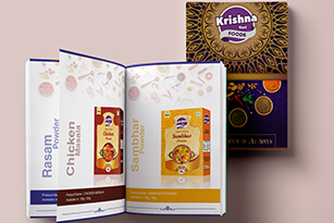 rishna Food Catalogue