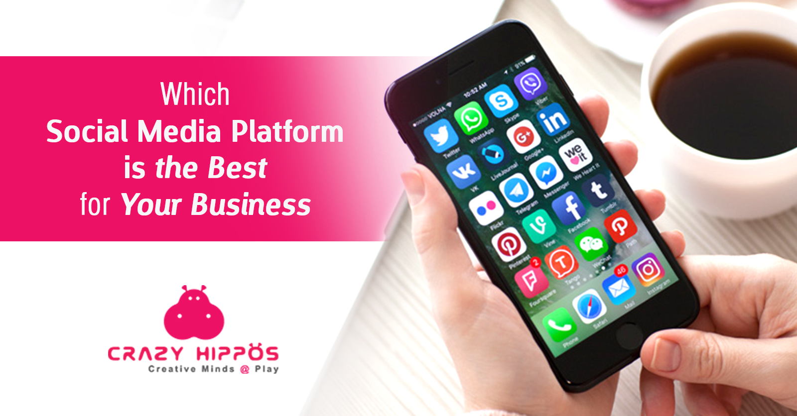 Social Media best for your Business