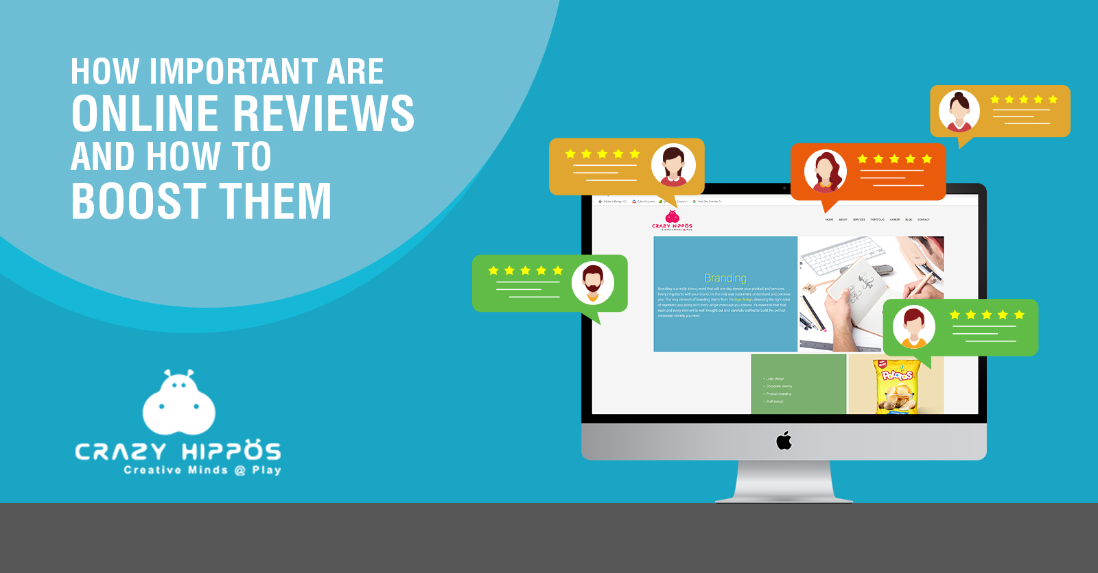 Importance of Online Reviews